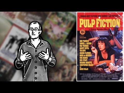 analysis of pulp fiction article by