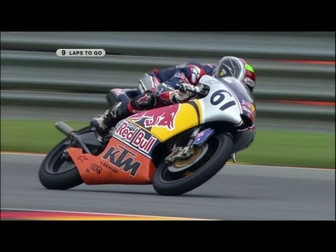 MotoGP - Sachsenring, Germany - Highlights - Red Bull Rookies Cup 2011