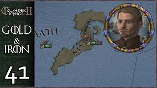 Game of Thrones: Gold and Iron #41 - Story of Iron King Sylas - Crusader Kings 2 Mods
