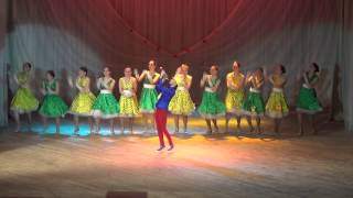 Сосед. Cheerful neighbor. Show-ballet GLORIA. Minsk