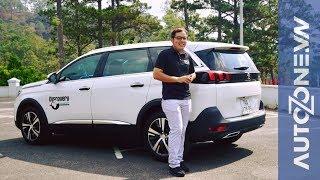[Autozone.vn] Peugeot 5008 - Part 2: đánh giá và gặp gỡ chủ xe
