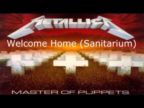 Metallica - Master Of Puppets (instrumental Album) Hq video
