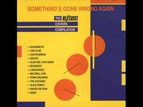 Buzzcocks - Somthings Wrong Again