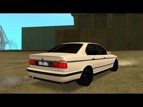 НЕОПРЕДЕЛЕННОСТЬ С BMW E34 - MTA RADMIR