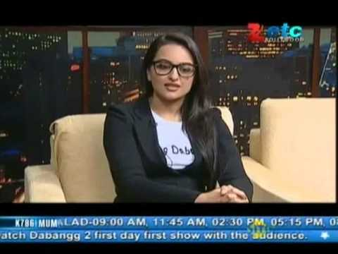 Sonakshi Sinha`s interview With Komal Nahta   Part 1