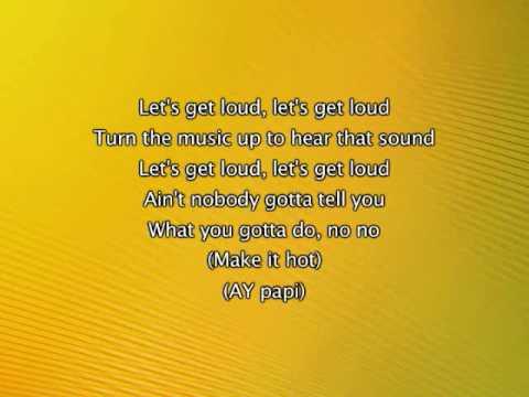 Jennifer Lopez - Lets Get Loud