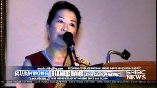 Suab Hmong News: Diane Chang Reports on NHGDC's Progress on Protecting Hmong Graves in Thailand