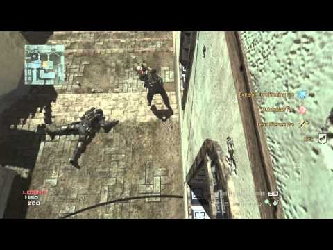 MW3-Seatown glitches