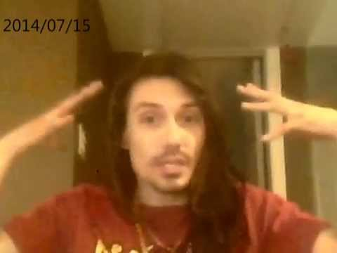 Long Hair Almost 4 Years !!! video