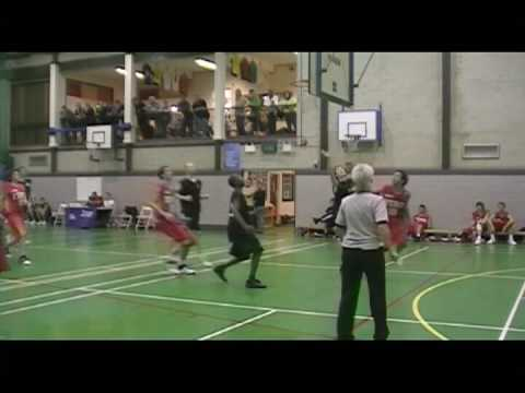 Paul Jarvis Basketball Highlights 2008
