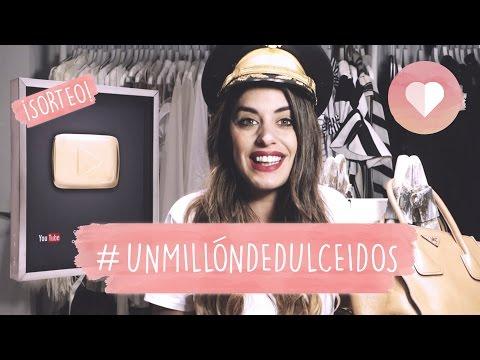 ¡¡¡ESPECIAL 1 MILLÓN DE SUSCRIPTORES + REGALOS!!! - DULCEIDA