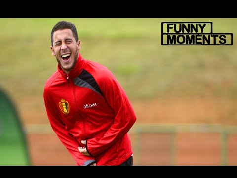 Eden Hazard | Funny Moments | HD