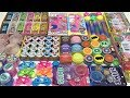Mixing all my Store Bought Slimes!! Slimesmoothie! Satisfying Slime Videos !