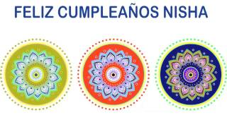 Nisha   Indian Designs - Happy Birthday