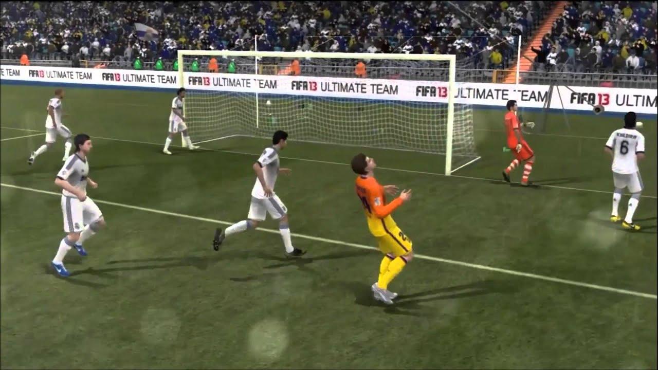 vs Real Madrid- Arabic