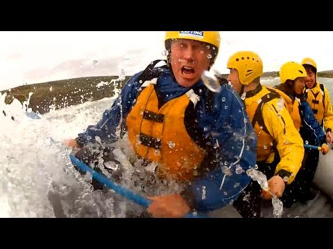 Next Stop: Iceland - White Water Rafting with Arctic Adventures