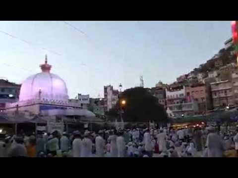 2016 - Live Video from Dargah Khwaja Gharib Nawaz - Ajmer Shareef - urs Mubarak 2016