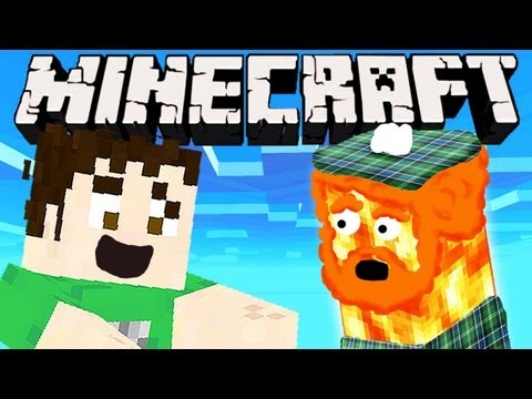 Minecraft - SCOTTISH LAVA