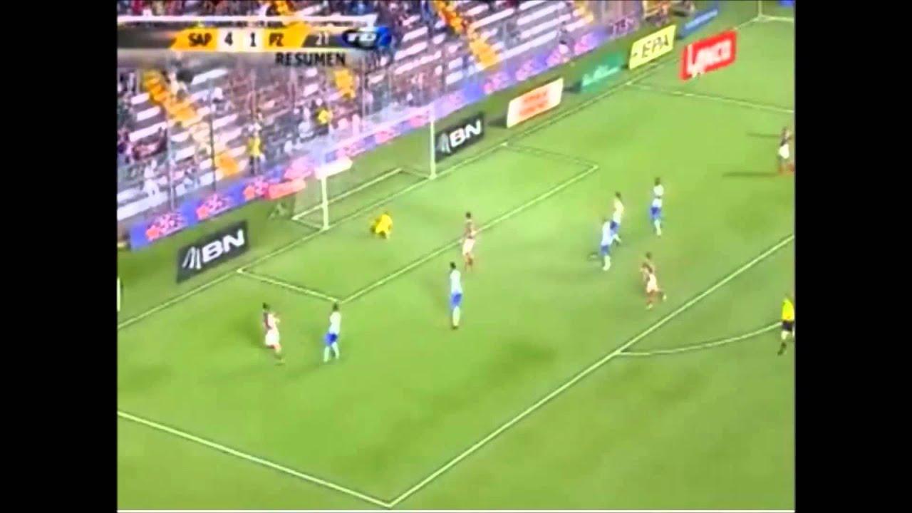 Deportivo Saprissa 4-1 Perez Zeledon