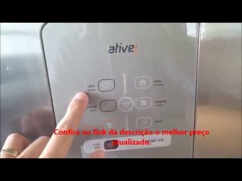 Análise refrigerador brastemp BRM48 Ative - sera que é bom