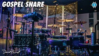 Gospel Snare // Drum Vlog
