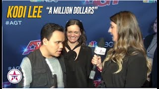 Kodi Lee: You Won't Beleive What He'll Do With a Million Dollars 'AGT' Winner Prize!!