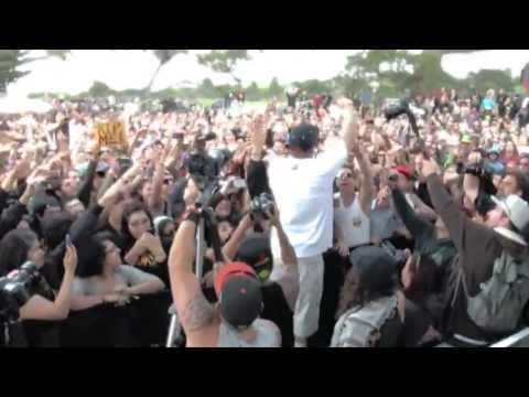 Tribal Seeds & Friends live at Cali Roots 2013