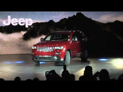 2014 Jeep Reveals from the North American International Auto Show