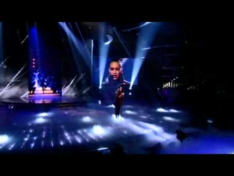The X Factor 2010 - Rebecca Ferguson Live Show 4