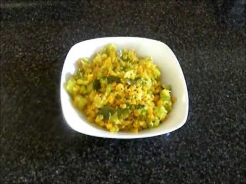 Ridge Gourd - Turai, Peerkangai Or Jhinge Curry Recipe video