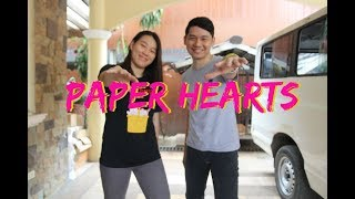 Paper Hearts by Tori Kelly   Choreographer - Ian Eastwood