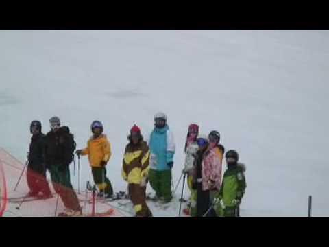 ニセコフリースタイルセッション2009 スキークラス