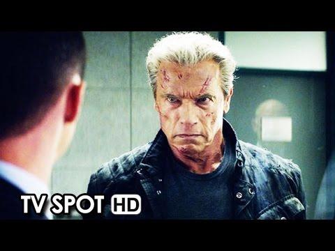 Terminator Genisys TV Spot 'Never Done' (2015) - Arnold Schwarzenegger HD