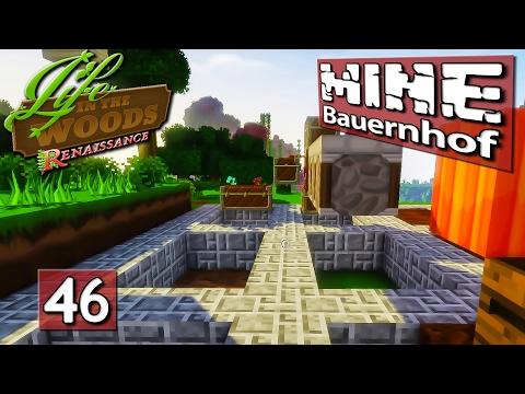 Der STREBER Garten ► MINE Bauernhof MINECRAFT LiTW deutsch #46
