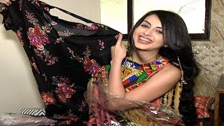 Shrenu Parikh Receives Gifts From Her Fans With Tellybytes