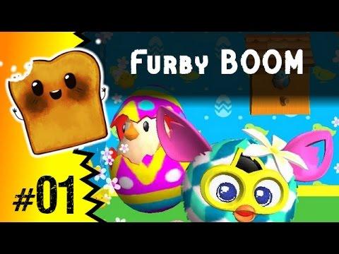 Darmowe Gry na Android - Furby BOOM po Polsku
