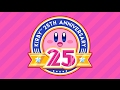 Kirby's 25th Anniversary Medley