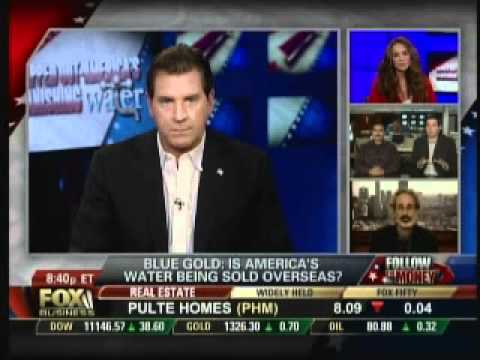 FOX Business: Pamela Geller on the Threat to Our Nation's Water Supply