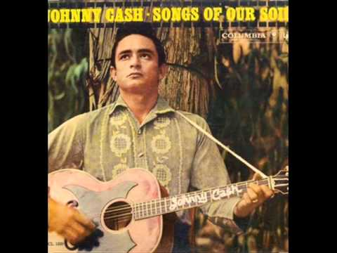 Johnny Cash - Hank and Joe and me.wmv