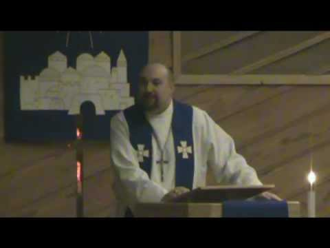 """2012-12-05 - Midweek Advent1 - """"God's Family Tree - The Tree Planted"""" - Genesis 3:1-21"""