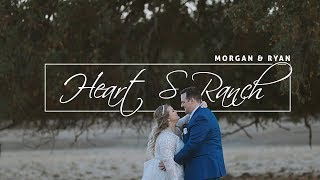 Chico, CA Wedding Videography - Morgan & Ryan's wedding at Heart S Ranch