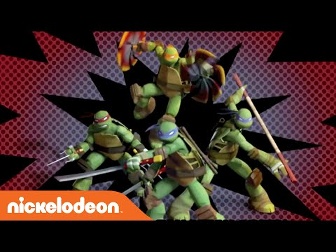 Teenage Mutant Ninja Turtles   Theme Song (Karaoke Version)   Nick