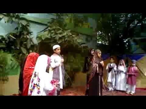 Dilawaiz Sings Qasida Burda Sharif.flv video