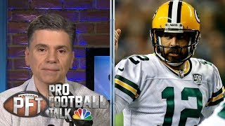 Aaron Rodgers wants more freedom at line of scrimmage | Pro Football Talk | NBC Sports