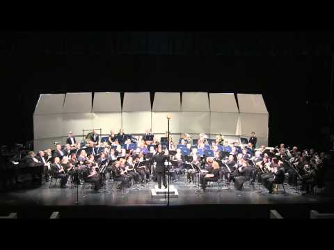 Austin Symphonic Band Performing Sun Dance by Frank Ticheli