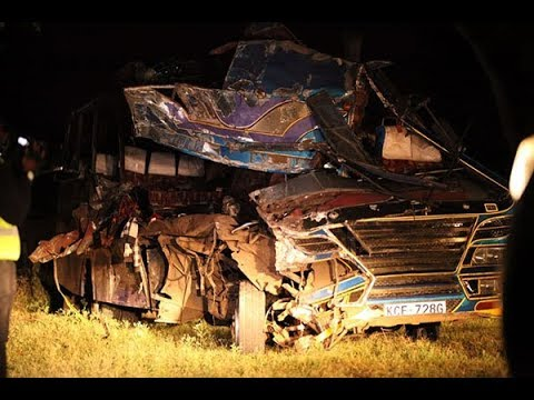 13 people die in a grisly road accident in Awasi, Kisumu County