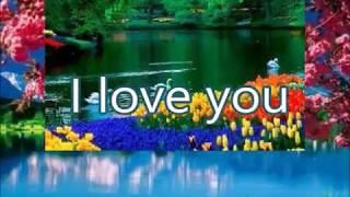 I LOVE YOU-Celine Dion(w/lyrics)created by:Zairah
