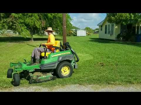 SLHS Mowing Training 101, Lawn services Port O'Connor, Seadrift, Port Lavaca Texas.