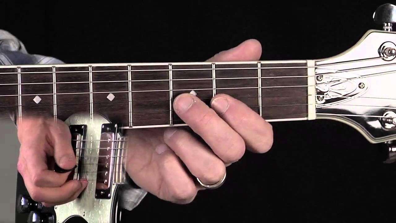 how to play guitar riffs