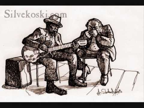 John Lee Hooker and Van Morrison. Baby please dont go.
